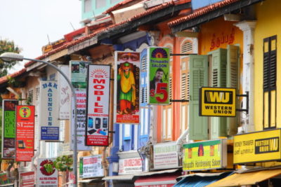 Little India in Singapur - Copyright by Singapore Tourism Board