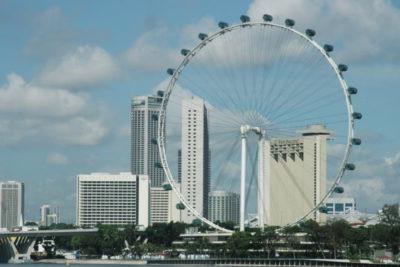Singapore Flyer - Das höchste Riesenrad Asiens - Copyright Singapore Tourism Board